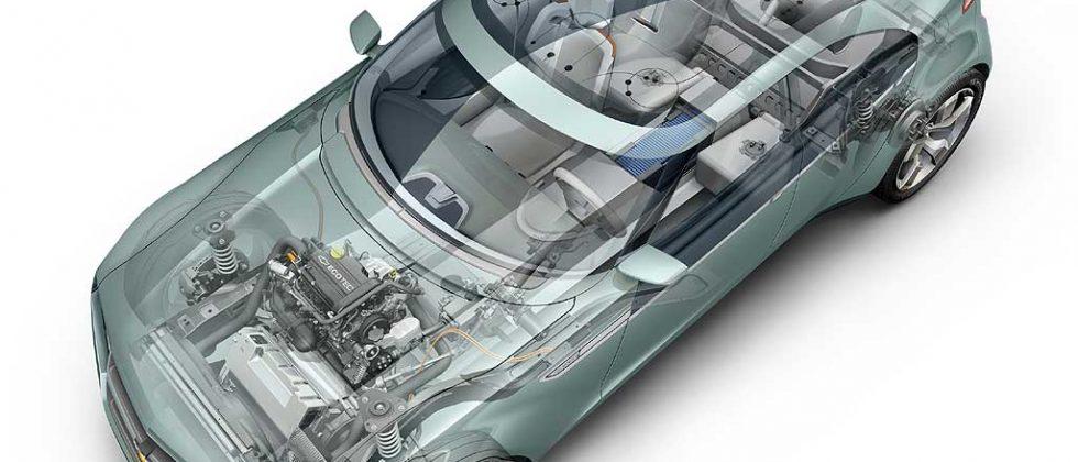 Chevrolet Volt battery upgrade promises less fiery crashes