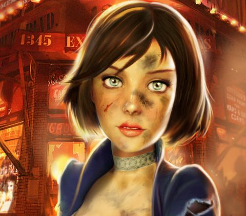 BioShock Infinite 1999 mode detailed, made for retro lovers