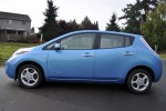 Nissan Leaf electric car hits 10k sales in USA