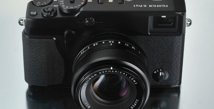 Fujifilm X-Pro1 official: 16MP interchangeable lens rangefinder