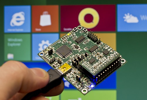 Microsoft details Windows 8 sensor support
