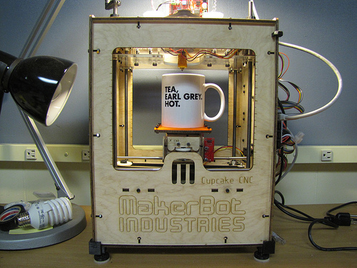 3D printing may explode at rate incomparable to its 2D predecessor