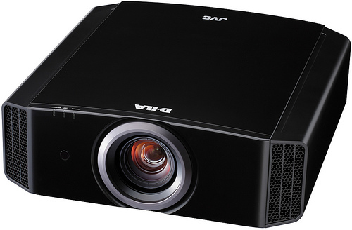 JVC demos first projectors to display 4K resolution