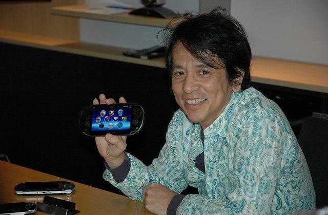 PS Vita originally set for on-screen controls, full metal casing, larger display