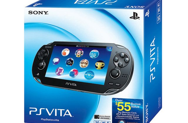 PS Vita gets special launch day bundles