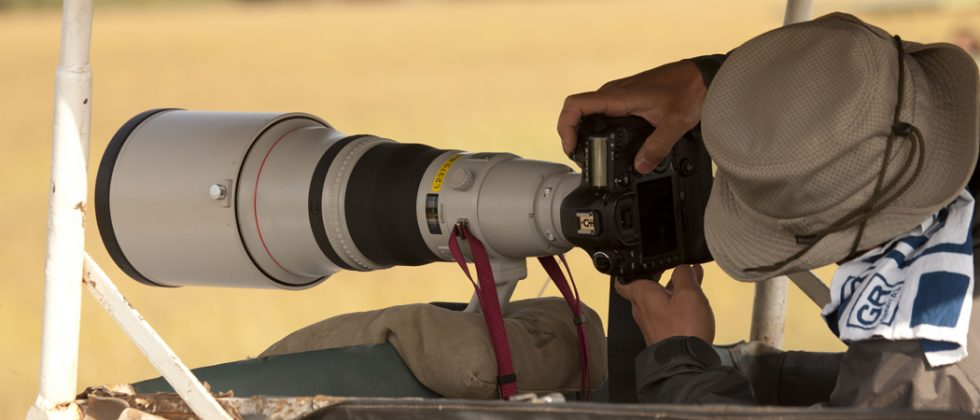 Canon 5D Mark III spotted in the wild