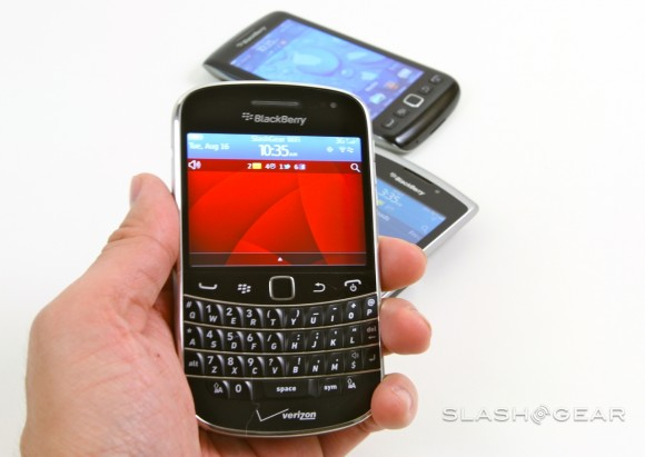 RIM CEO: We'll consider BlackBerry 10 licensing if approached