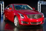 2013 Cadillac ATS Unveiled in Detroit