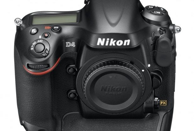 Nikon D4 official: $6k 16.2MP ISO 204,800 DSLR