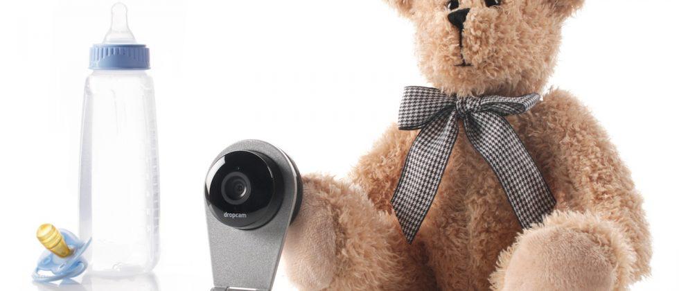 Dropcam HD WiFi camera promises 60 second setup