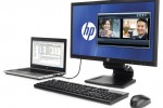 HP L2311c 23-inch USB 3.0 Notebook Docking Monitor revealed