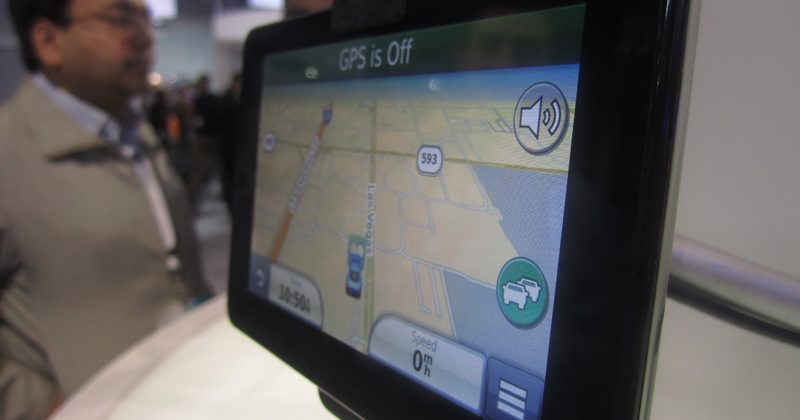 Garmin nuvi 3590LMT GPS navigation, hands-on