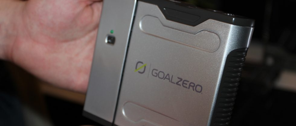 Goal ZERO Sherpa 50 offers solar solution to laptop charging