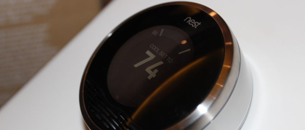 Nest thermostat will help conserve energy and money