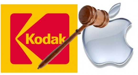 Kodak sues Samsung over digital imaging patents