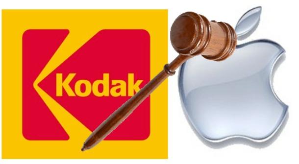Kodak sues Apple, HTC over digital imaging patents