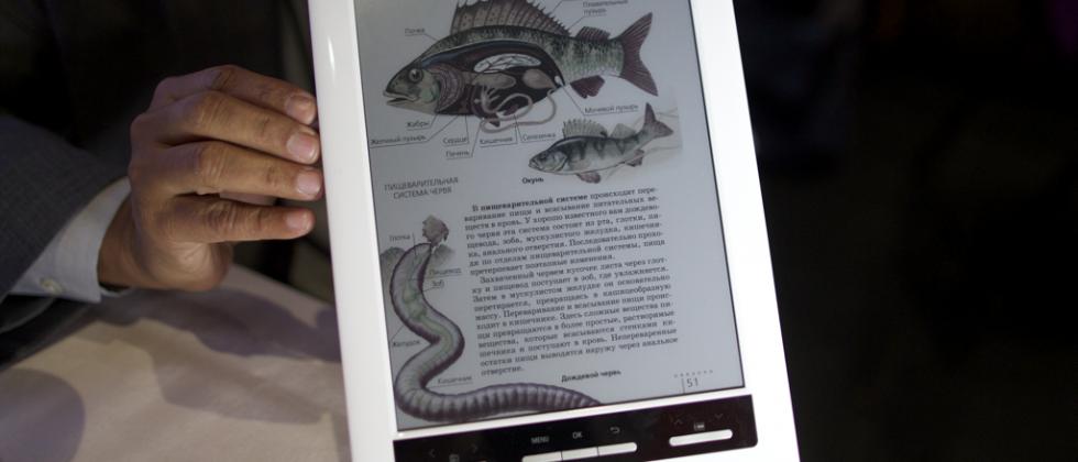 Insider Talk: JetBook Color eReader