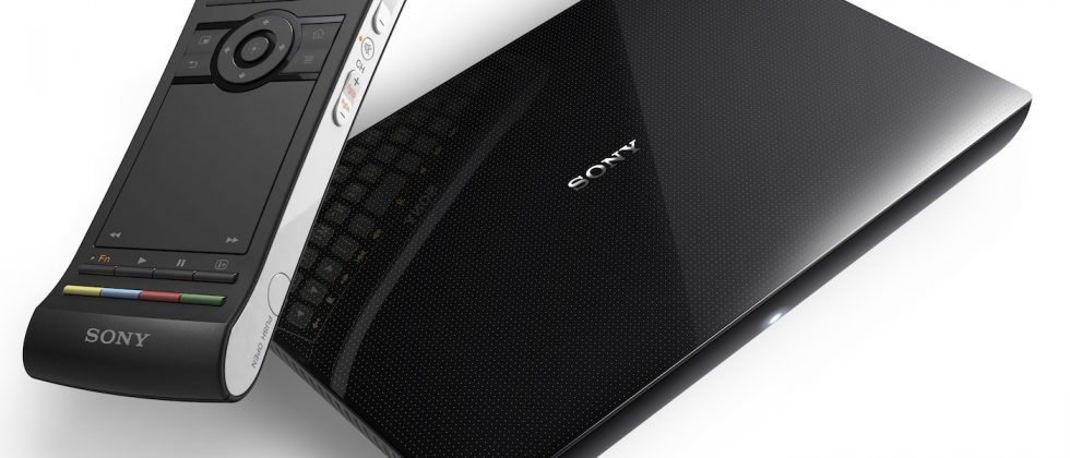 Sony outs 2nd-Gen Google TV boxes with streamlined remote