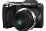 Olympus SP-620UZ and SZ-12 superzooms revealed