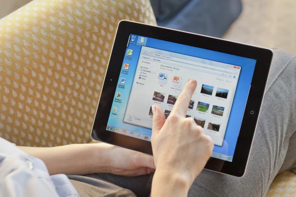 OnLive Desktop brings full Windows apps to iPad