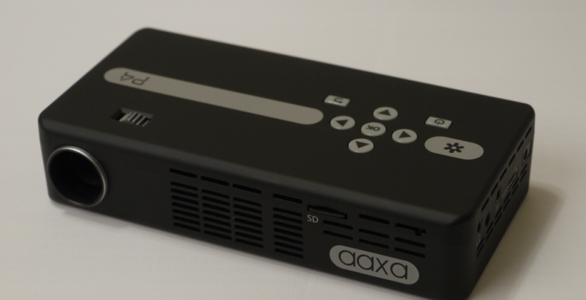 AAXA P4 Pico Projector Review