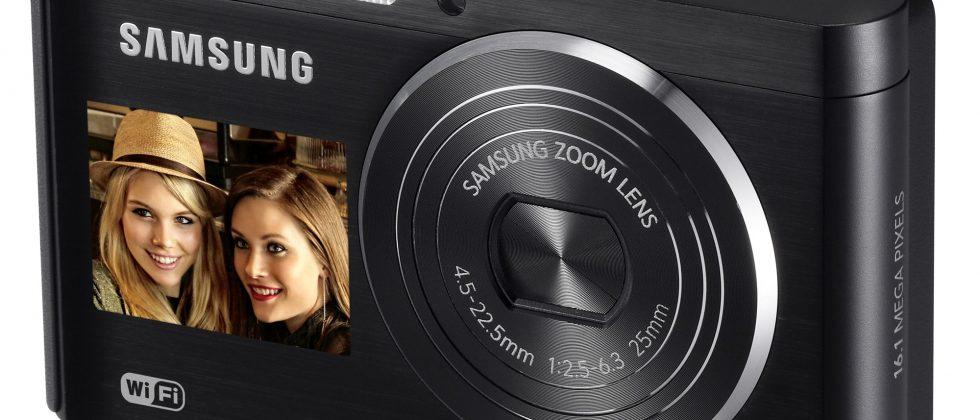 Samsung DV300F twin-screen WiFi digicam revealed