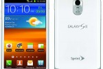 "Samsung Galaxy S II Epic 4G Touch gets new ""Frost White"" edition"