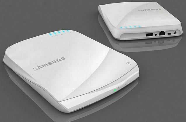 Samsung Optical SMART Hub packs DVD burner with media sharing