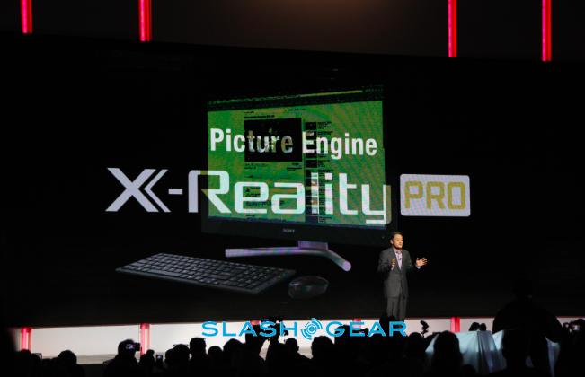 X-Reality Pro by Sony