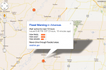 Google Maps now displays emergency alerts