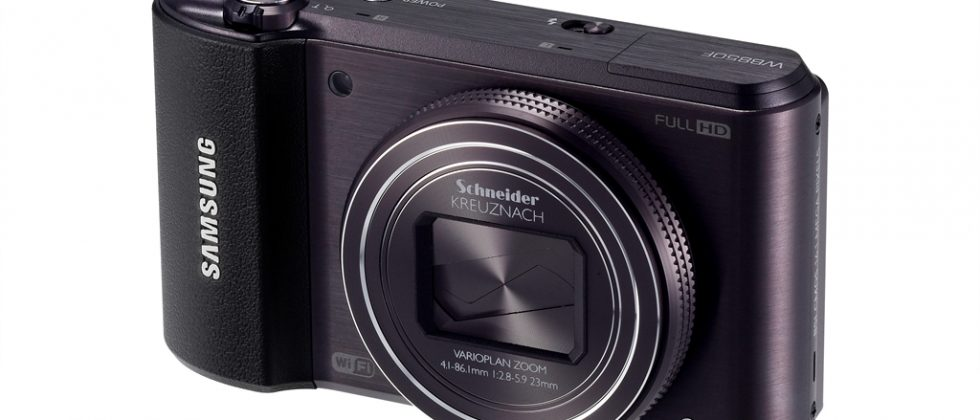 Samsung announces new WiFi-connected SMART Camera and Camcorder line-up