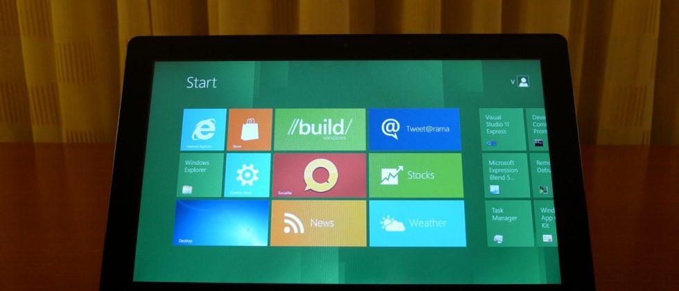 Windows 8 hardware specs confirm CTRL+ALT+DEL is reborn