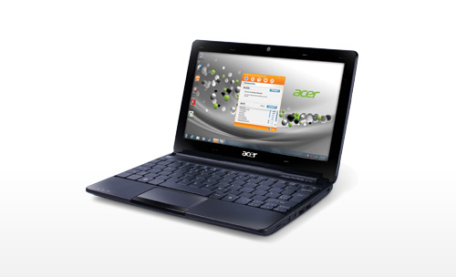 Acer Aspire netbook with built-in HSPA+ now available at AT&T