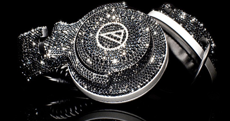 Crystal Rocked takes your Beats and Street by 50 headphones to a new shiny level