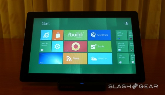 Microsoft Windows 8 Tablet hardware requirements posted in full