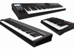 Alesis outs USB Q61, QX61, and QX25 MIDI keyboard controllers