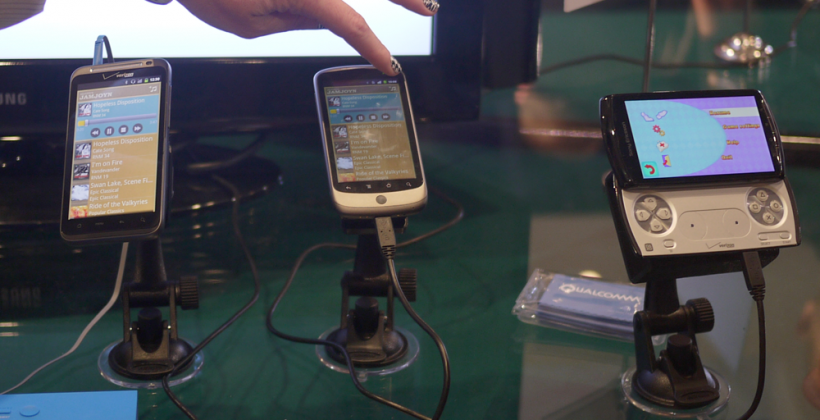 Qualcomm AllJoyn proximity-based peer-to-peer technology hands-on