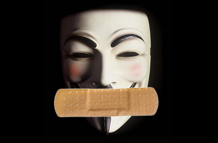 Anonymous joins anti-SOPA blackout as Wikipedia mulls support