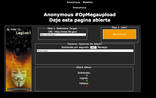 Anonymous deploys trickster DDoS sites to fuel online attacks