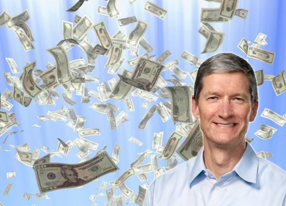 Apple playing for keeps with Tim Cook salary splurge