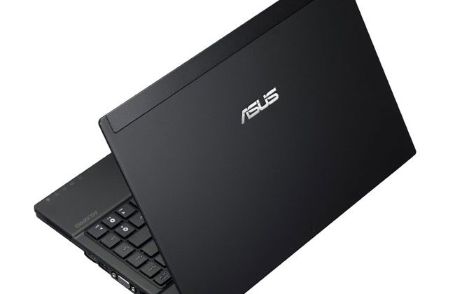 Asus B23E 12.5-inch high-end ultraportable revealed
