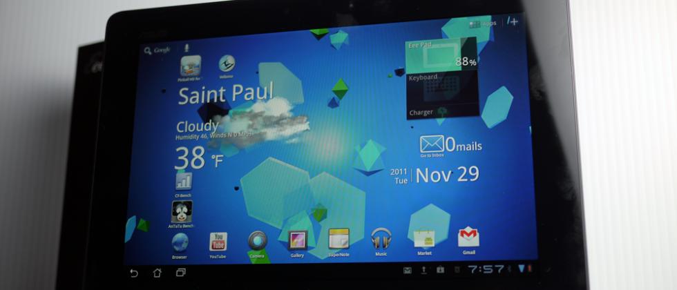 ASUS Transformer Prime gets GPS-fix update