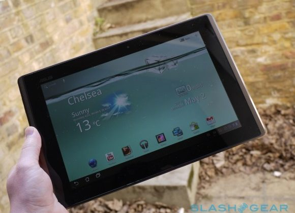 ASUS confirms Eee Pad Transformer and Slider getting ICS asap