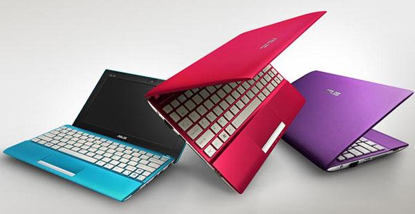 ASUS Eee PC Flare previews 2012 netbook offerings