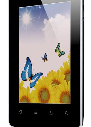 Bambook Sunflower eReader launches with Mirasol