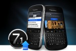 BlackBerry 7.1 OS official: WiFi tethering, BBM update, NFC