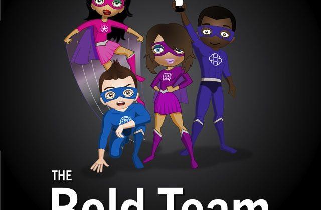 "BlackBerry ""Bold Team"" cartoon caper falls flat"