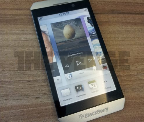 BlackBerry Milan axed as RIM focuses on BB10 and MWC showcase