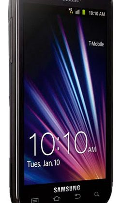 T-Mobile Galaxy S Blaze 4G announced