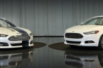2013 Ford Fusion aims to match NASCAR technology with production model